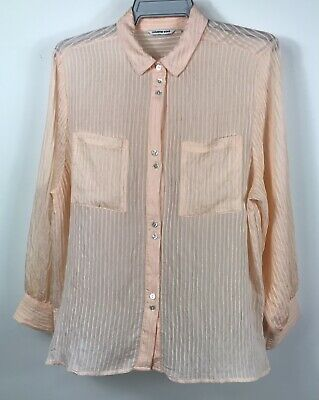 AU20 • Buy Country Road Long Sleeve Button Up Blouse - Size 14