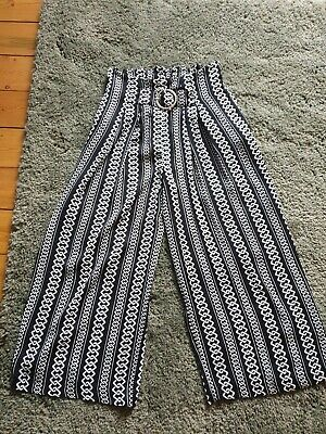 £4 • Buy River Island Palazzo Trousers Size 10