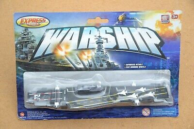 £3.50 • Buy Plastic Model Warship On Blister Pack.  Aircraft Carrier. 2010.