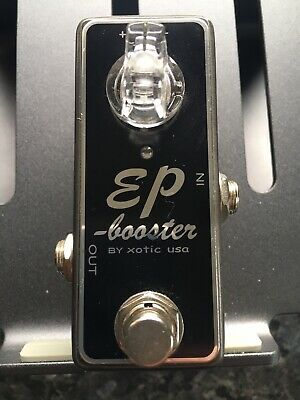 £85 • Buy XOTIC EP Booster
