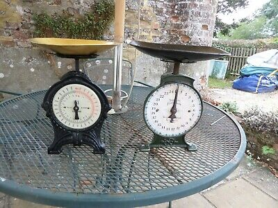 £40 • Buy Salter Vintage Upright Scale And EKS Repro Upright Scale. Very Decorative