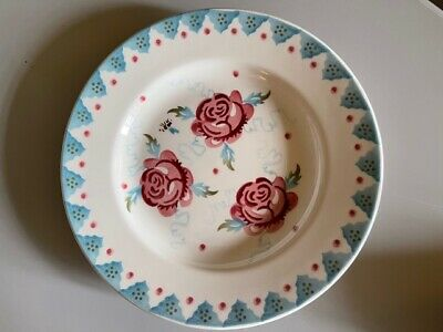 £20 • Buy Emma Bridgewater Rose & Bee  8.5  Plate  Discontinued And Rare