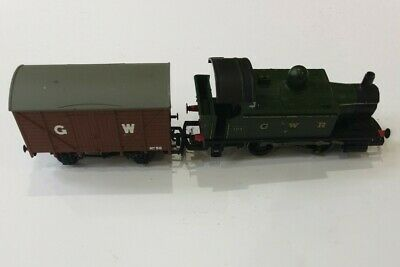 £11.50 • Buy OO Guage Locomotives GWR - Hornby - Used. Plus Carriage / Trailer