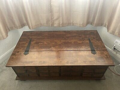 £100 • Buy Laura Ashley Wooden Chest/trunk
