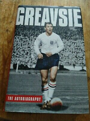 £15.99 • Buy Greavsie The Autobiography Jimmy Greaves Spurs Chelsea Signed Book
