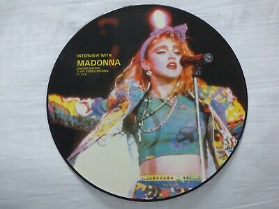 £24.99 • Buy Interview With Madonna 12  Picture Disc