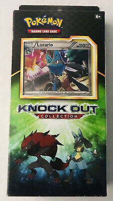 $21 • Buy Pokemon TCG Knock Out Collection Lucario Box 2017 🌟SEALED🌟
