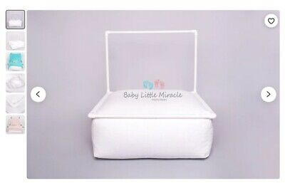 £100 • Buy Baby Little Miracle Photography Baby Posing Beanbag And Stand.Brand New