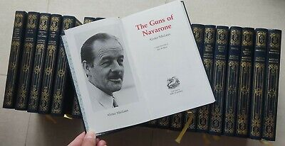 £20 • Buy ALISTAR MACLEAN -Collection Of 22 Volumes-Heron Books Publishing House, London