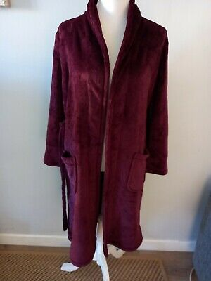 AU6.61 • Buy Ladies New Look Soft Feel Dressing Gown Size S