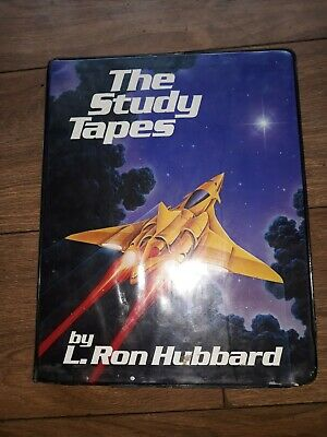 £7.95 • Buy Rare L Ron Hubbard The Study Tapes Scientology 12 Cassette Set With Book
