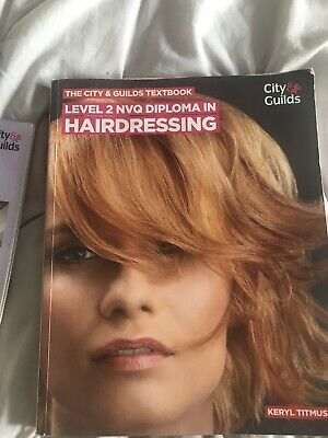 £8.99 • Buy NVQ 2 Hairdressing Book City And Guilds Textbook