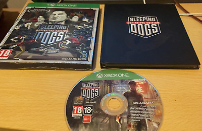 £18.99 • Buy Sleeping Dogs Definitive Edition ~ Xbox One (Very Good Condition)