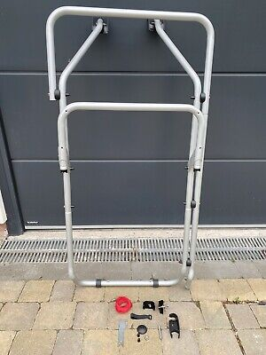 £46 • Buy Fiamma Carry-Bike Rack Carrier Frame And Fixings For VW T5 D & T6 D - Never Used