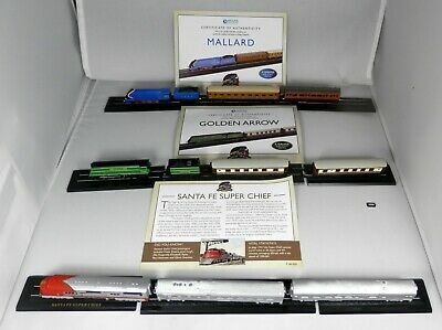 £50 • Buy Atlas Editions; 3 Mini Trains: Scale 1-220: Display Only