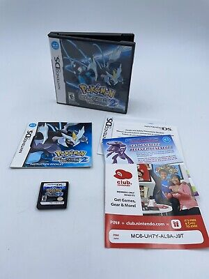 $129.99 • Buy Pokemon: Black Version 2 (Nintendo DS, 2012) Complete - Tested - Authentic- Nice