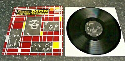 £24.99 • Buy Presenting Dion And The Belmonts Vinyl LP On ACE Records 1980s Press EX/EX