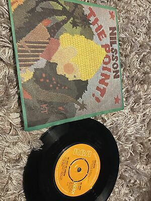 """£4.20 • Buy Harry Nilsson   The Point """" 7inch Single"""