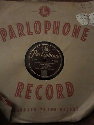 £3.99 • Buy  Jimmy Shand & His Band  Barn Dance. 78 Rpm  Parlophone Records