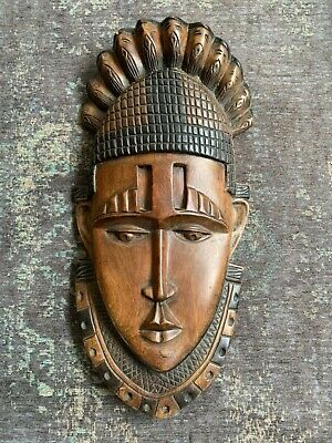£50 • Buy West African Mask Carving