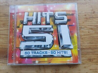 £1.99 • Buy Hits 51 - Various Artists - Double Cd