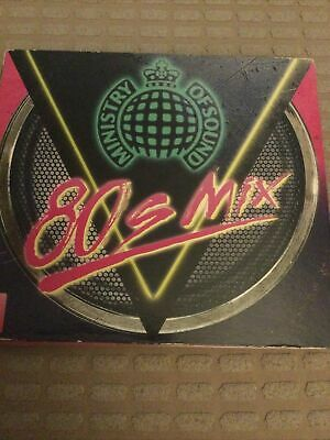 £3 • Buy Ministry Of Sound 80s