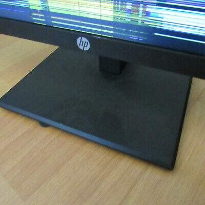 AU28 • Buy HP P244 Monitor Stand Set For HP P244 _with Screws _GOOD