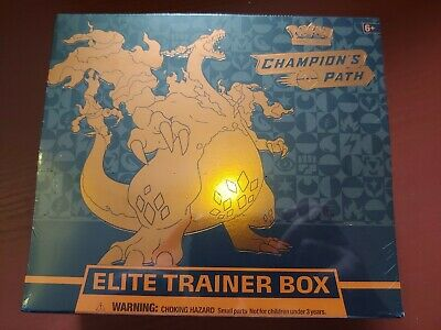 $56 • Buy Pokemon TCG Champions Path Elite Trainer Box Factory Sealed IN STOCK SHIPS NOW🔥