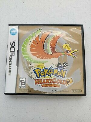 $150.99 • Buy Pokemon HeartGold Version (Nintendo DS) Complete With Case + Manual - Authentic