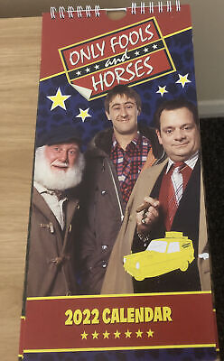 £5.99 • Buy Only Fools And Horses Calendar 2022