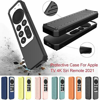 AU4.53 • Buy Remote Controller Protector Protective Case For Apple TV 4K Siri Remote 2021