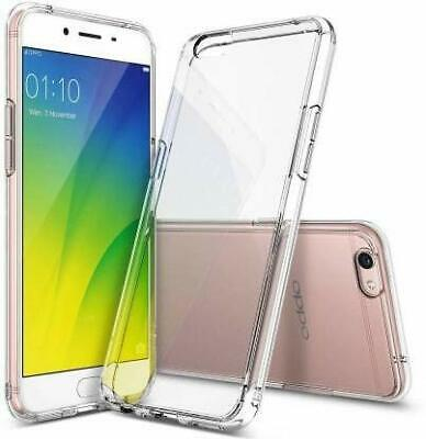 AU13.10 • Buy Smart Case Back Cover Ultra-Slim Protective For Oppo F1s (Transparent Grip Case)