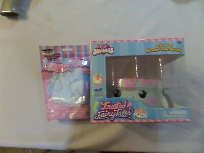 AU21.40 • Buy New Genuine Silly Squishies Narwhal Cake And Amazing Slime Cotton Candy