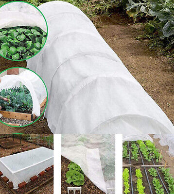 £8.99 • Buy 1.5x8m Garden Fleece Frost Protection Wind Cover Cold Plant Horticultural Winter