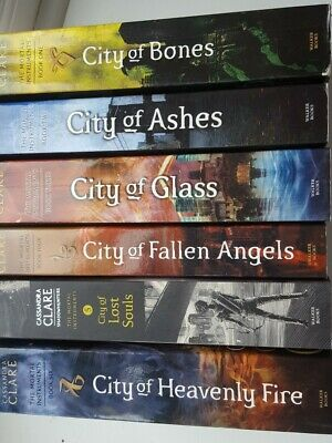 £12 • Buy The Mortal Instruments Books 1-6 By Cassandra Clare