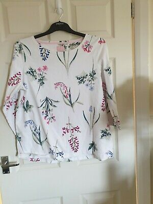 £3.40 • Buy Joules Top Size 20