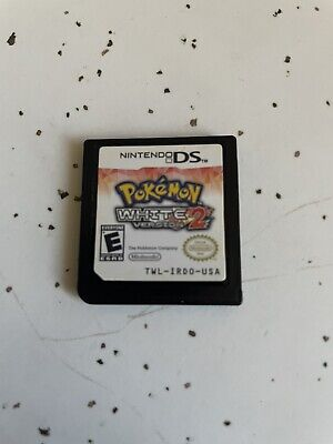 $104.99 • Buy Authentic Pokemon White 2 Nintendo DS NDS Cartridge Only, Tested