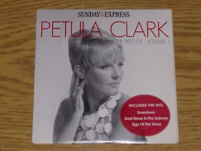 £1 • Buy The Best Of Petula Clark - By Sunday Express CD (Volume 1 Only)
