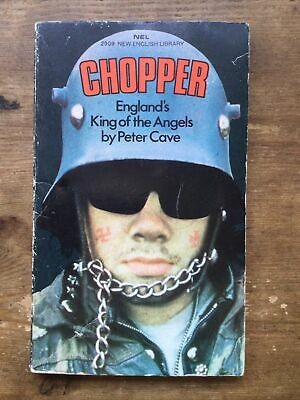 £30 • Buy Chopper Peter Cave 1971 Edition Hells Angels Outlaw Bikers 1%er Book