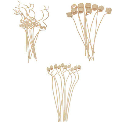 AU2.97 • Buy 10X Rattan Reed Diffuser Stick Oil Essential Fragrance Replacement Refill Home