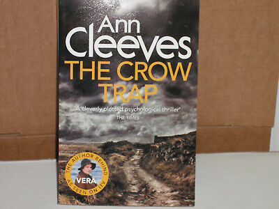 £4.25 • Buy THE CROW TRAP By ANN CLEEVES (PAPERBACK, 2016)