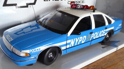 £79.99 • Buy UT MODELS CHEVROLET CAPRICE NYPD (New York)  POLICE BOXED - 1/18th SCALE