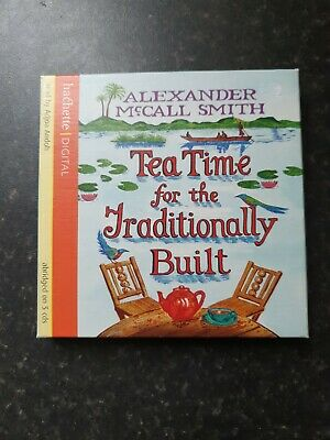 £6.99 • Buy ALEXANDER McCALL SMITH - Tea Time For The Traditionally Built - CD Audio Book