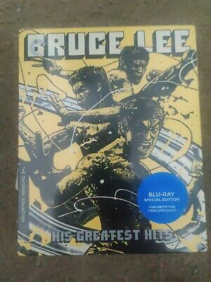 £78.18 • Buy The Criterion Collection Bruce Lee Greatest Hits BLU-RAY