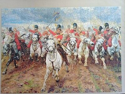 £2.49 • Buy Gibsons 1000 Piece Jigsaw Puzzles Waterloo Scotland Forever Complete