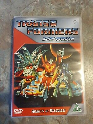 £7 • Buy Transformers The Movie DVD 1986 Animated Feature Classic Original Version