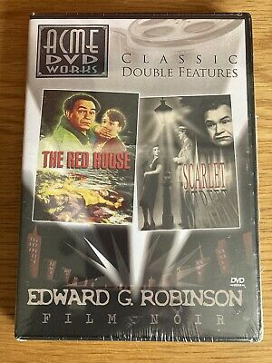 £11.50 • Buy The Red House + Scarlet Street : Edward G Robinson : New DVD