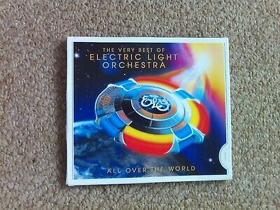 £2.50 • Buy Electric Light Orchestra-the Very Best Of-all Over The World (2005) Cd.