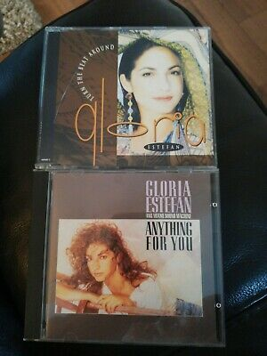 £1.99 • Buy Gloria Estefan CDs - Turn The Beat Around (7 Track Single) & Anything For You