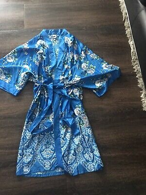 AU25 • Buy Ladies Bras And Things Dressing Gown Brand New Size Small